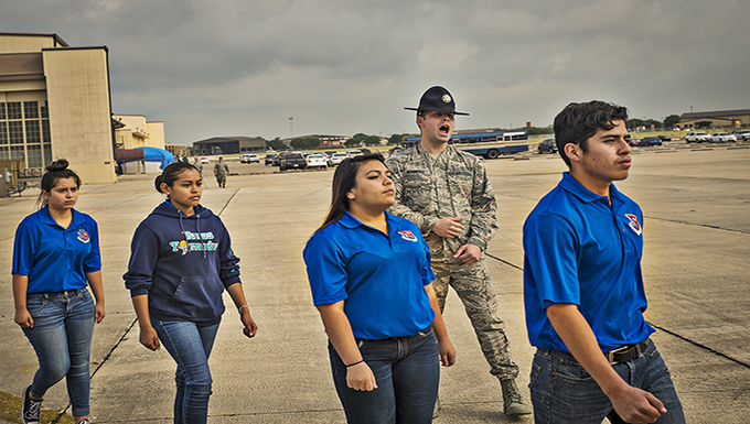 Junior ROTC students have eye opening experience