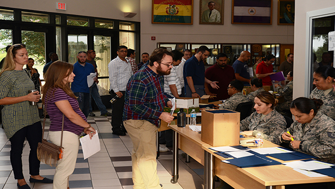 433rd Airlift Wing hosts JBSA annual IRR Muster