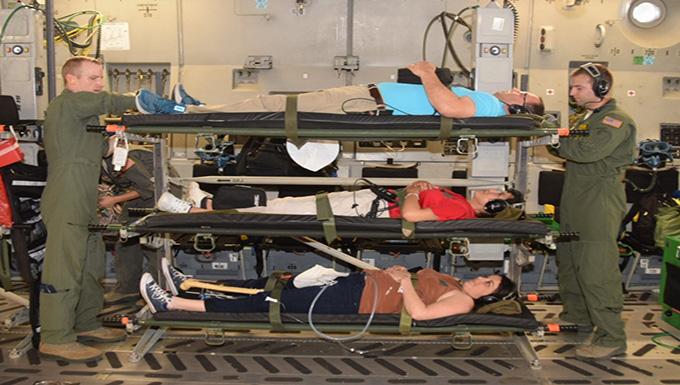Physician Influencer tour visits JBSA-Lackland
