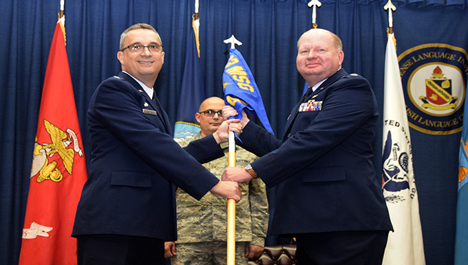 Force Support Squadron welcomes new commander