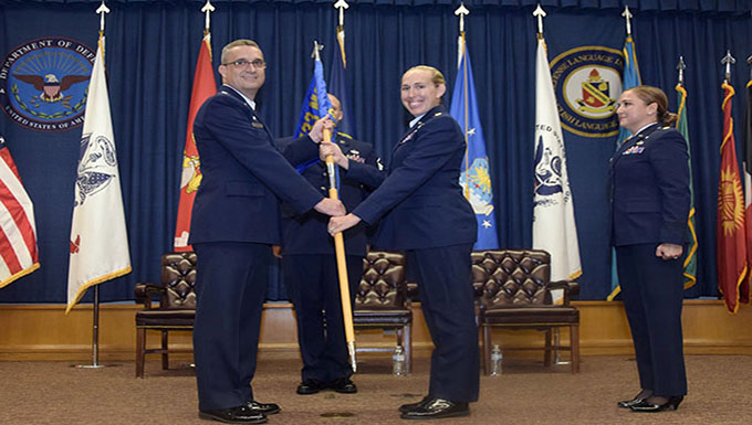Logistics Readiness Squadron welcomes new commander
