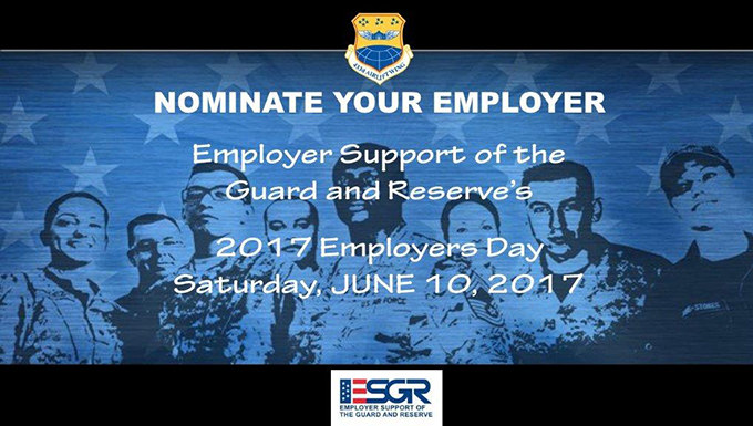 Employer Day nomination opens